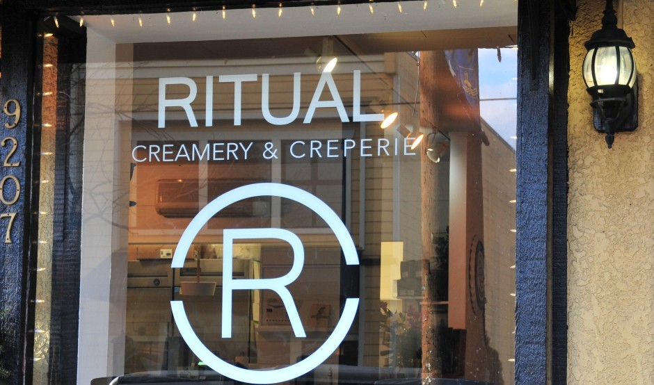 Ritual Creamery Fort Langley