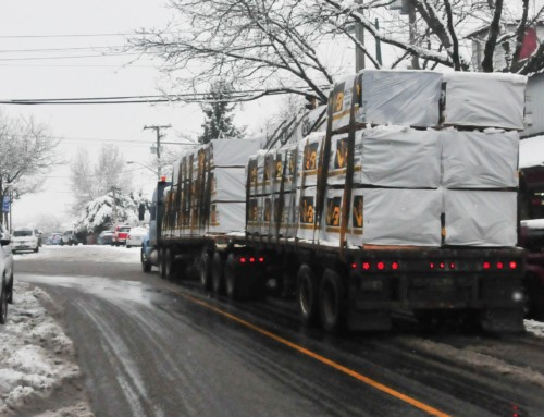 In the News: Help Moving the North Langley Truck Route