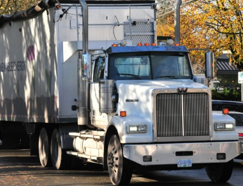 Let's Get the Trucks out of Fort Langley – Sign the Petition