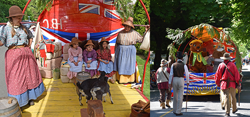Victoria Day Fort Langley